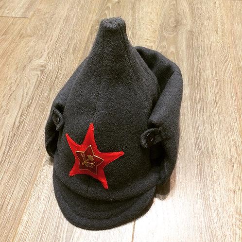 Будёновка Красной Армии (зимняя)