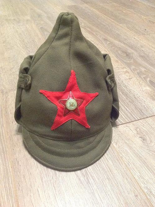 Будёновка Красной Армии (летняя)