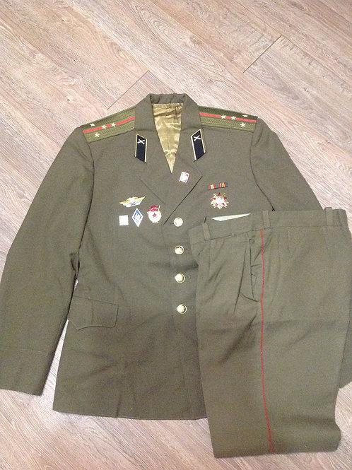 Форма офицерская СССР