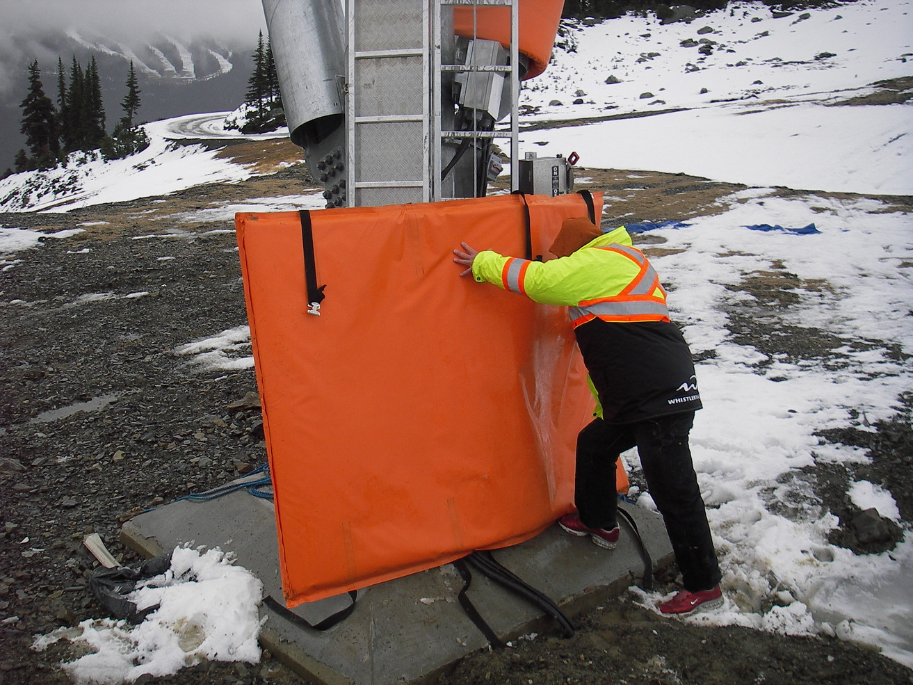 Mountain Resort Safety Products