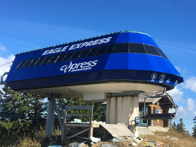 Ski Lift Wrap