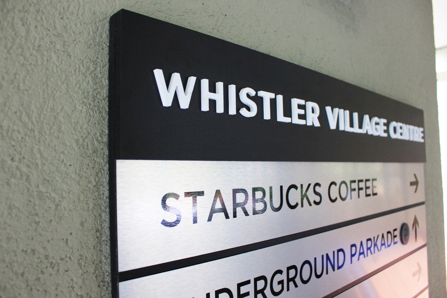 Aluminum Substrate Sign