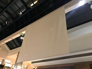 Fabric Screen