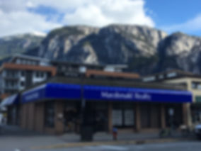 Fixed Awning Vancouver Squamish Whistler