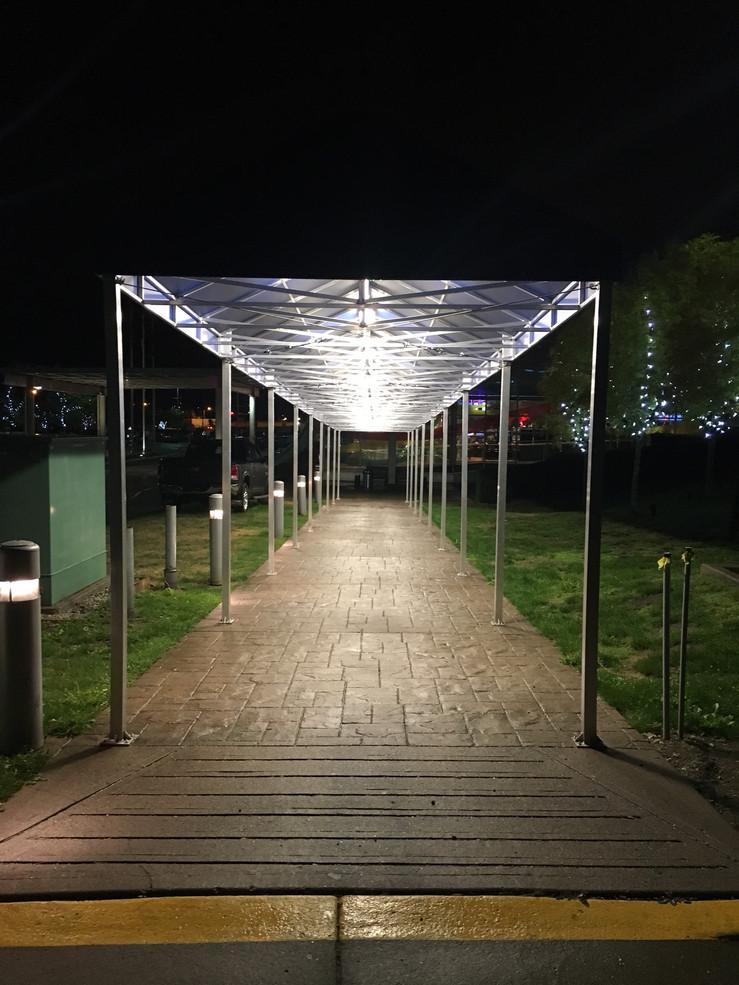 Walkway Canopy