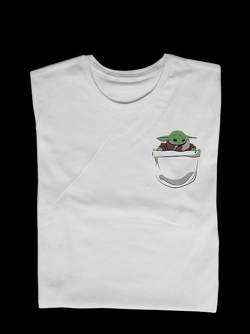 Baby Yoda pocket