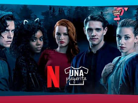 La cuarta temporada de RIVERDALE por netflix