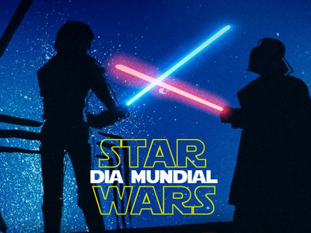 STAR EN CASA… CELEBRANDO EL DÍA MUNDIAL DE STAR WARS