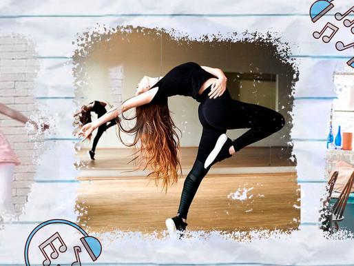 Bailar te ayuda a olvidar el estrés y la depresión.