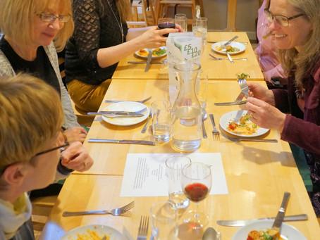 Activism and Evangelism: Make Food Not War