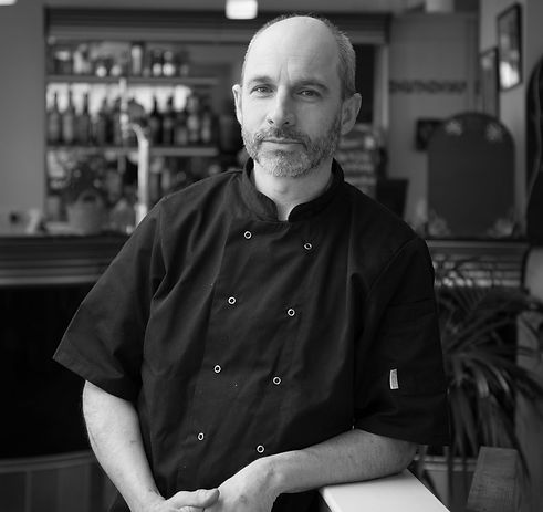 Chris Avey, head chef