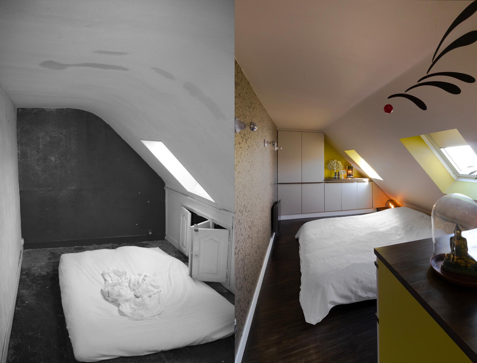 Agence Padeker - Projet Sous les toits - AVAP06