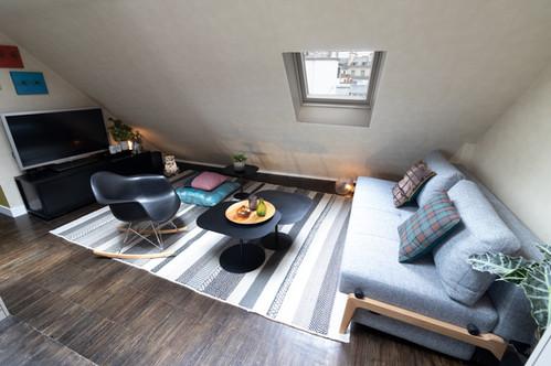 Agence Padeker - Projet Sous les toits de Paris - AP04