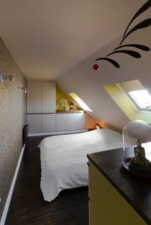 Agence Padeker - Projet Sous les toits de Paris - AP11