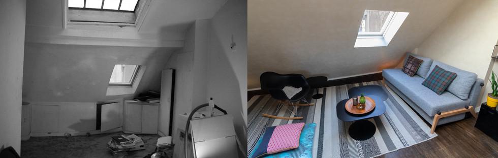 Agence Padeker - Projet Sous les toits - AVAP01