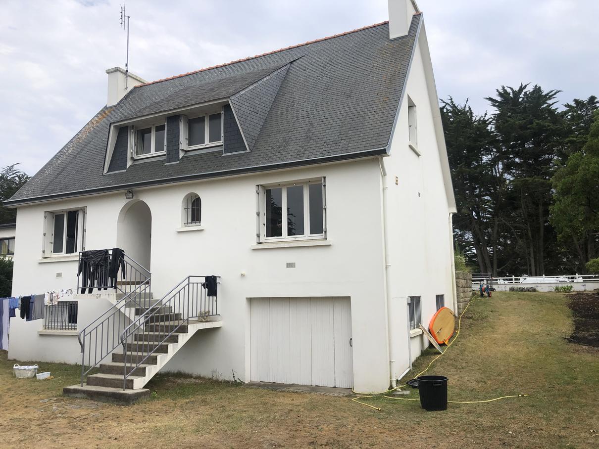Projet Île-Tudy - Avant/Après