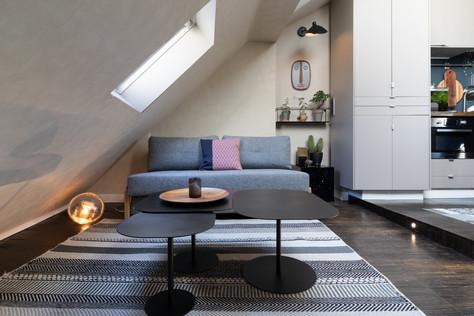 Agence Padeker - Projet Sous les toits de Paris - AP02