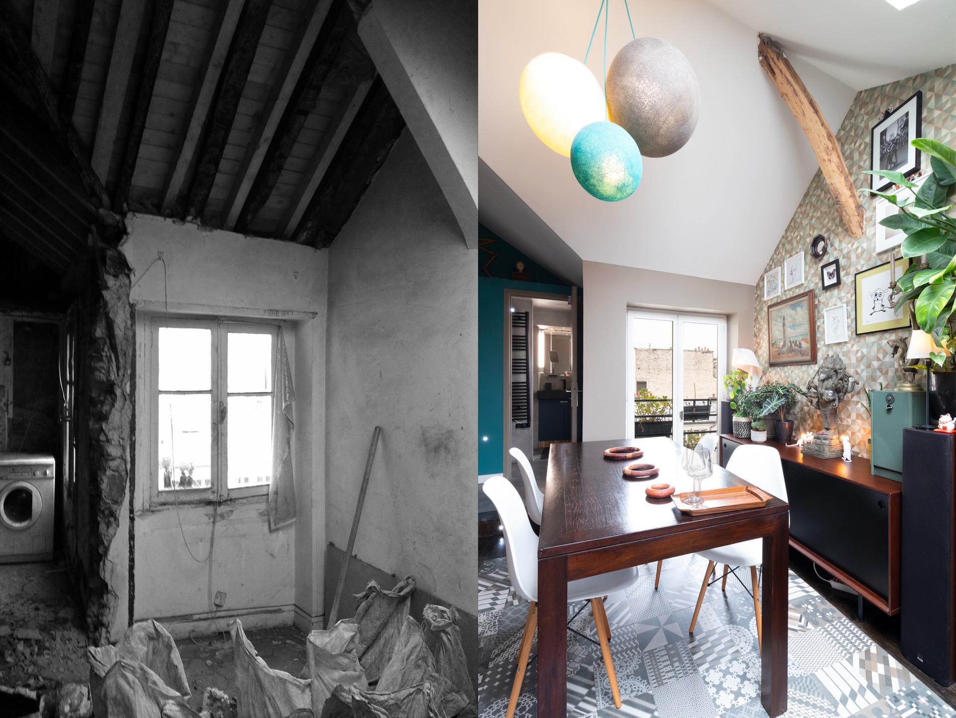 Agence Padeker - Projet Sous les toits - AVAP03