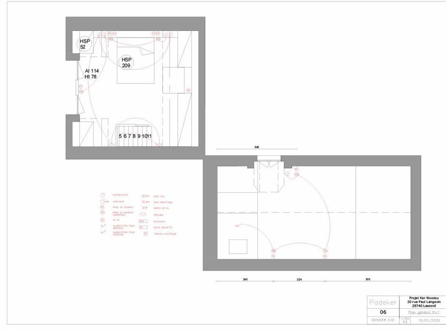 Projet Ker Nounou 200113-06 Plan de l'ag