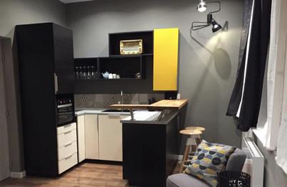 Agence Padeker - Projet Appart hotel Lille - AP01