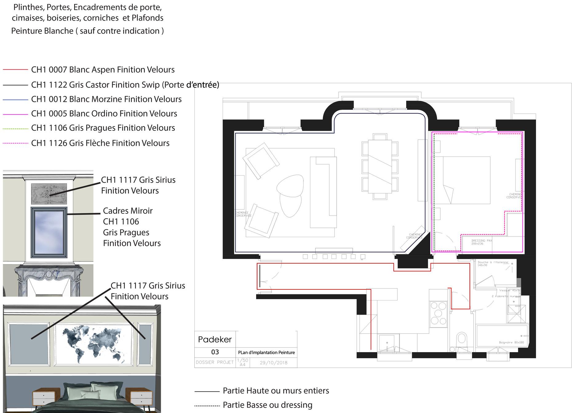 Projet Lecourbe 181029-03 Plan de l'ag