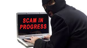Common Internet Scams and How to Spot Them