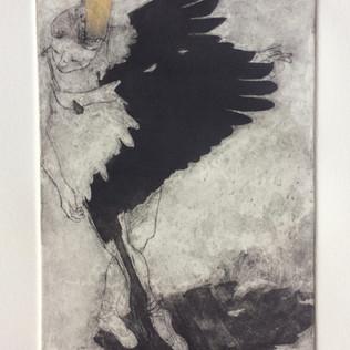 Wood Stork II