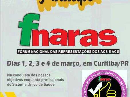 Atenção Agentes Comunitários de Saúde e Endemias do Brasil.