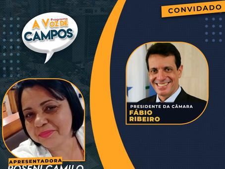 Live - Programa A Voz de Campos