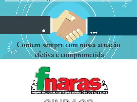 Prezados ACS e ACE do estado do Paraná