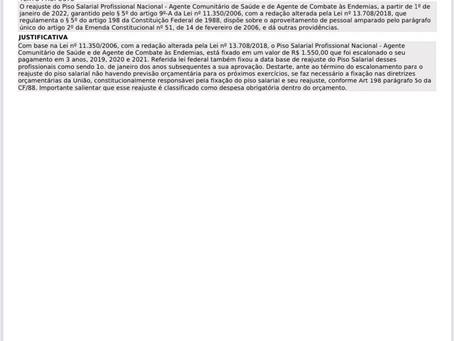 Prezados ACS e ACE do Estado do Paraná e todo o Brasil,