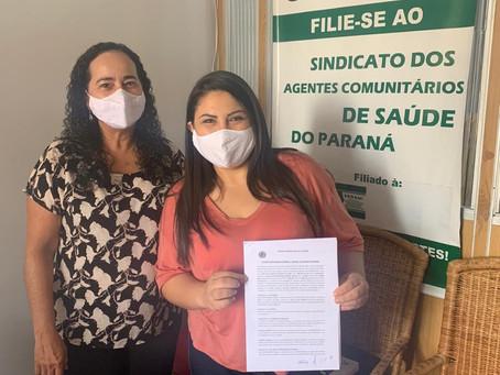 Mais uma conquista  do SINDACS Paraná!