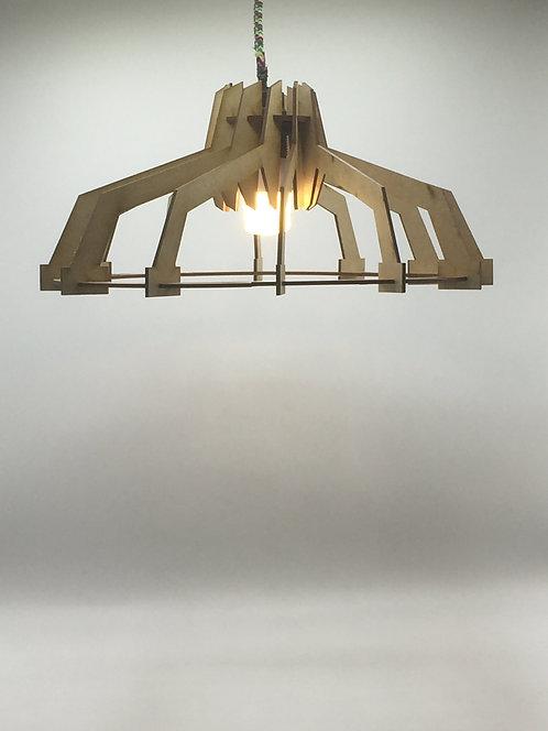 Luminária Industrial - acrílico