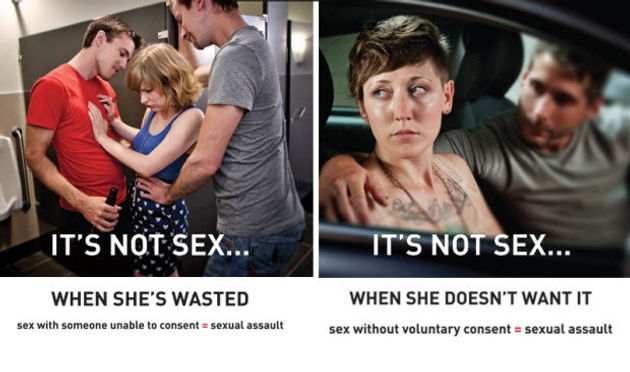 It's not sex when she's wasted