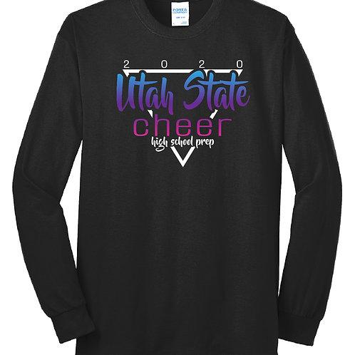 2020 HSP Long Sleeve T-Shirt - BLACK