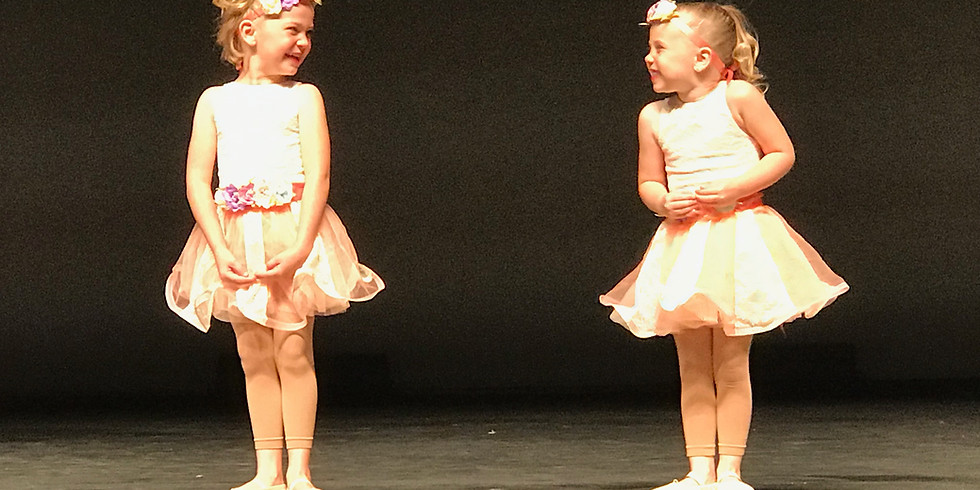 SOLOS, DUOS & TRIOS - HSP DANCE STATE Competition 2022