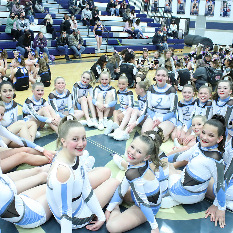 HSP CHEER STATE Competition 2022