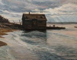 South Shore Boat House Roger Nielsen