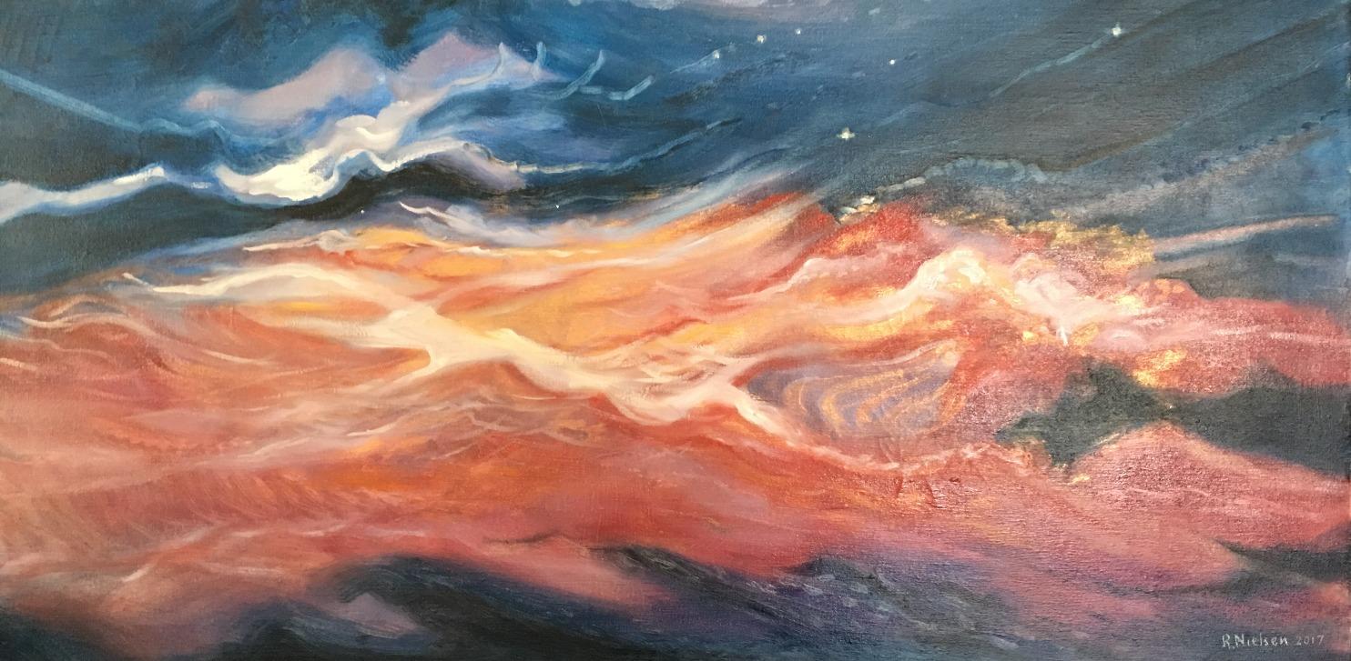 Galaxy by Roger Nielsen