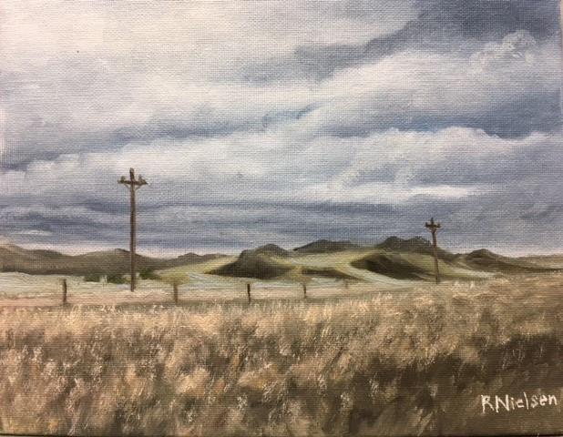 Stormy Sky - North Dakota