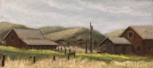 North Dakota Farm