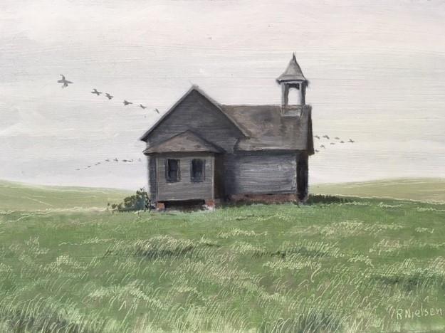 School House - North Dakota