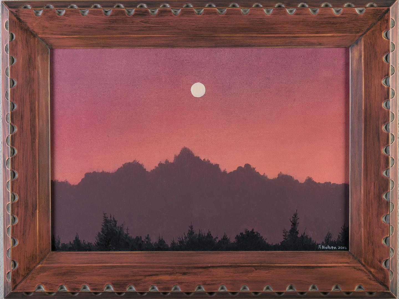 Moon Over Misty Mountain