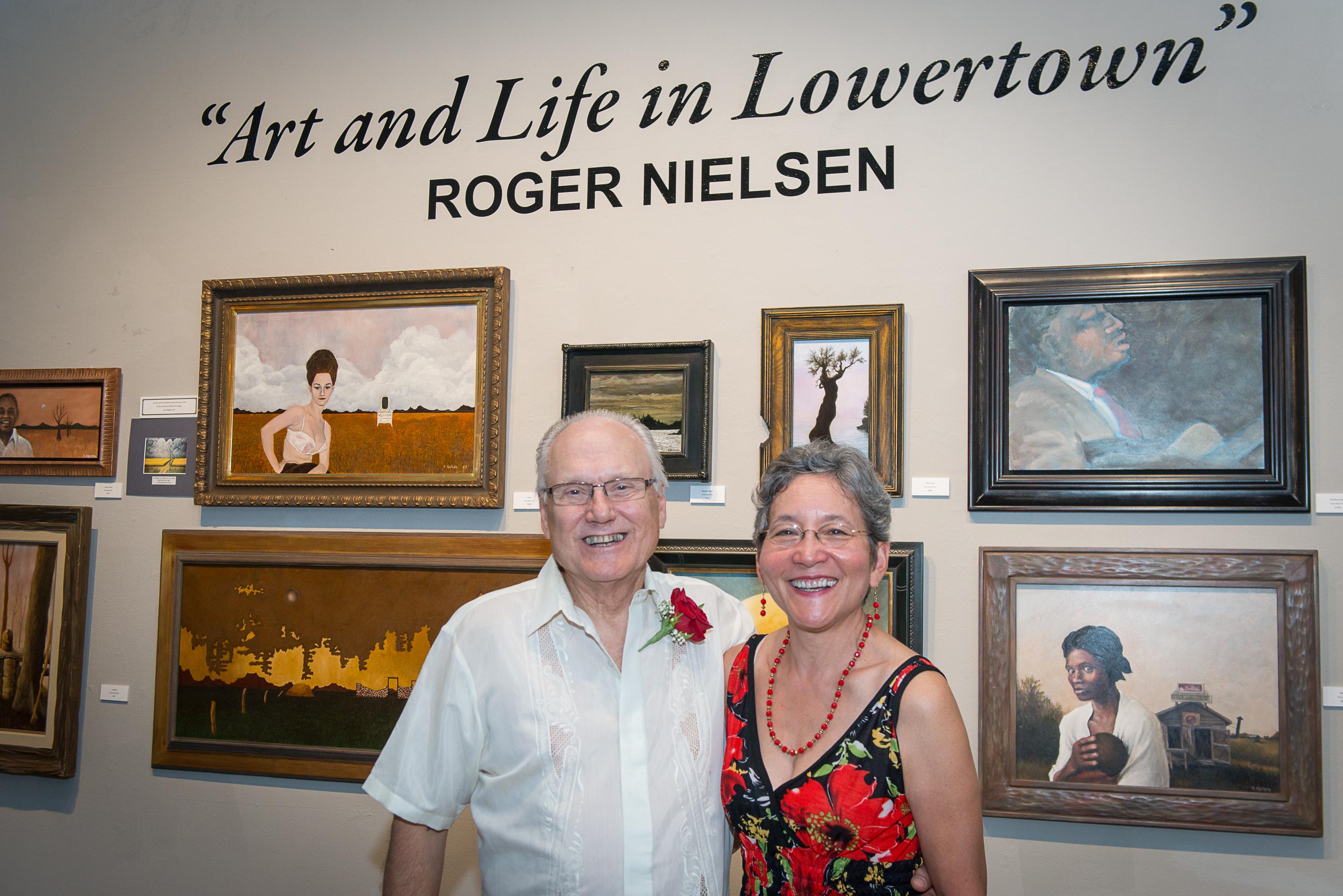 Roger Nielsen & Wife Vicki Gee-Treft