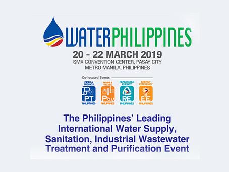 TRILITE invites you to Water Philippines 2019, Manila