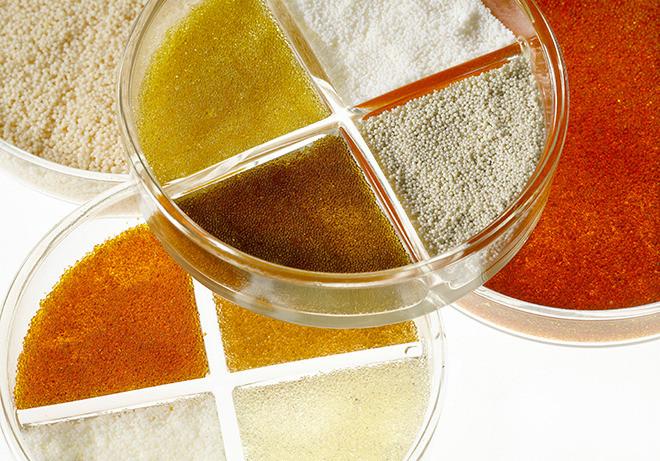 삼양사, 초순수, 이온교환수지, 반도체, UPW