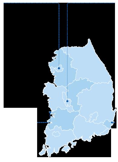 Map display