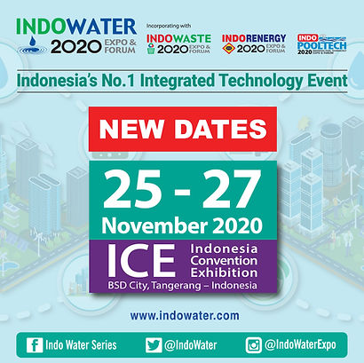 [Exhibition] 2020 Indowater, Indonesia