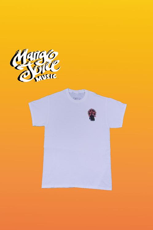 LZU Collage T-Shirt // White