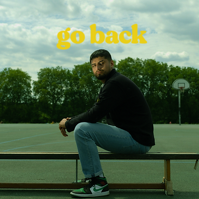 Danny - go back single cover.png